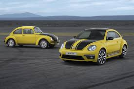 volkswagen yellow car vehicle retro 29 995 for the retro sporty limited edition volkswagen beetle