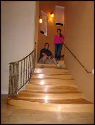 Laminate Flooring Stair Treads Hickory Stair Treads Page 3 Flooring Contractor Talk