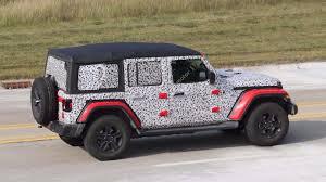 2018 jeep wrangler spy shots vwvortex com 2018 jeep wrangler spied