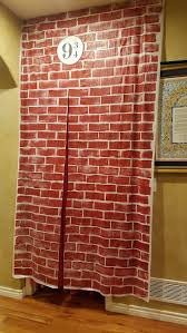 Halloween Block Party Ideas by Best 25 Harry Potter Party Decorations Ideas On Pinterest