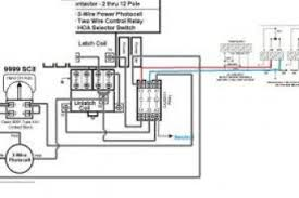 lighting contactor with photocell wiring schematic lighting