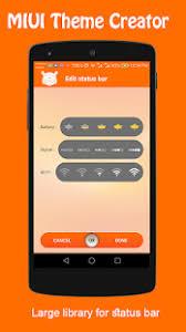 xperia theme creator kullanimi mi theme creator apps on google play