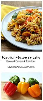 light olive oil pasta sauce pasta peperonata a fresh pasta sauce made with only 5 ingredients
