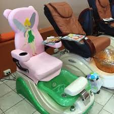 Nail Salon With Kid Chairs Ruby Nails And Day Spa Nail Salons 4365 Canal Ave Sw