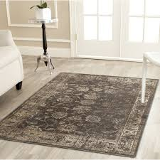 Safavieh Rugs Review Accessories Safavieh Vintage With Soft Anthracite Area Rug