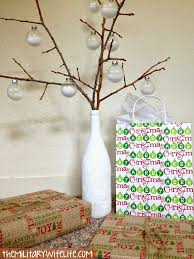 diy recycled wine bottle