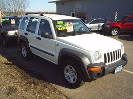 jeep liberty 2003 4x4 2003 jeep liberty 4dr sport 4wd suv in hutchinson mn dales auto