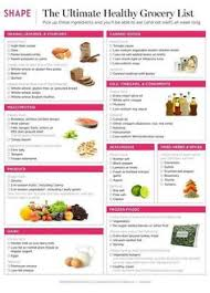 25 great healthy foods infographic keeping it natural