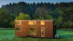 one home escape one xl is a two storey micro home on wheels