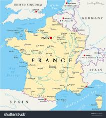 Normandy France Map France Paris Map France Map