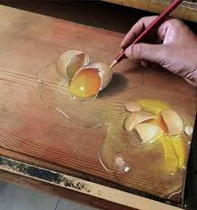 wood painting painting on wood with colored pencil by ivan hoo