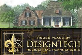 designtech residential planners inc louisiana home builders