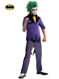 Halloween Costumes Boy 20 Joker Halloween Costumes Images Joker