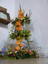 church flower arrangements st s church and the friends of sompting church