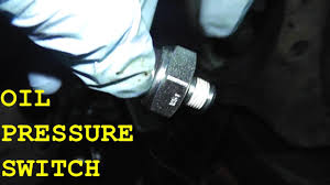 nissan maxima infiniti oil pressure switch replacement hd youtube