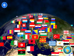 Different Countries And Their Flags Geo Challenge App Review Making Life Blissful