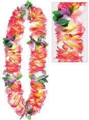 hawaiian leis hawaiian leis luau tinsel flower leis party city