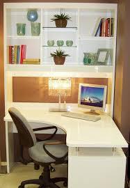 Corner Desk With Shelves by Corner Desk With Bookshelf Hostgarcia