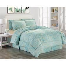 bed in a bag u0026 comforter set king size queen size bedding
