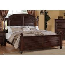 Deals On Bedroom Furniture by Picture Of Sofia Vergara Viola King Brown Cherry Chocolate Panel