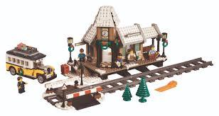 introducing 2017 winter village set u2013 lego 10259 winter