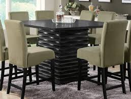 High Counter Table Counter High Tables Minimalist Dining Room Design With Hillsdale