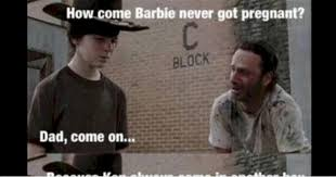 Rick Grimes Memes - 20 rick grimes dad jokes that are so bad that they re good