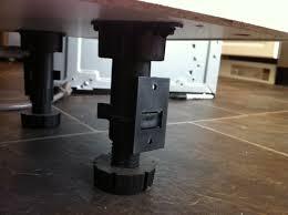Toe Kick For Kitchen Cabinets by Caulking Where Toe Kick Meets Floor In Kitchen Flooring Diy