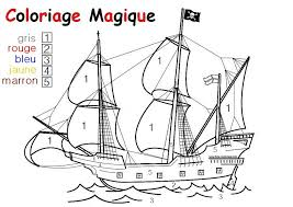 coloriage magique grande section maternelle
