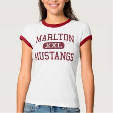 mustang middle mustang middle s clothing apparel zazzle