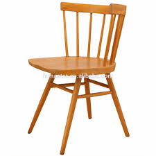 George Nakashima Furniture by Sale Ash Pair Of Straight Chairs George Nakashima Wood Chair