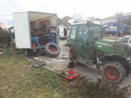 chambre à air tracteur agricole changement de chambre à air 14 9r28 sur du matériel agricole à