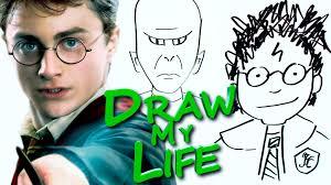 draw harry potter