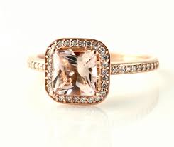 rose gold engagement rings etsy wedding decorate ideas