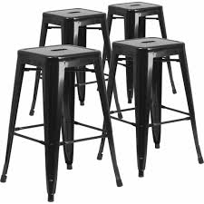 30 Inch Bar Stool Mainstays 29 Ladder Back Black Barstool Colors