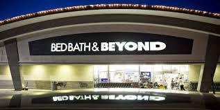 Hours Of Bed Bath And Beyond Bed Bath U0026 Beyond Shares Slide After Missing Profit Estimates