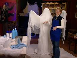 ghoulish ghost forms hgtv