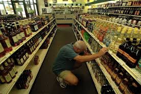 trying to buy booze in on thanksgiving observer