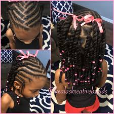 hair braiding styles long hair hang back little girl hairstyle beads and braids hairstyles for little