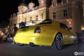yellow rolls royce rolls royce phantom coupé 11 august 2017 autogespot