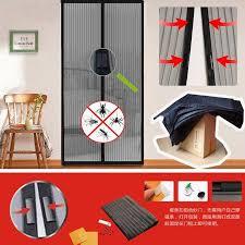 Patio Door Magnetic Screen Mesh Screen Door Magnetic Instant Free Patio Bug Mosquito