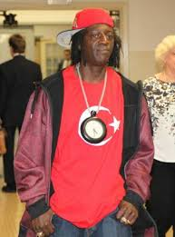 Flavor Flav Halloween Costume Rapper Flavor Flav Heading Trial Attorney Newsday