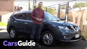 nissan trail 2016 nissan x trail st l petrol 7 seater 2016 review carsguide