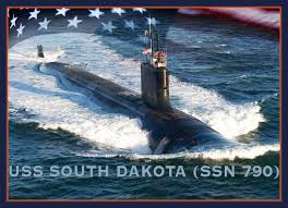 South Dakota cruise travel images Uss south dakota submarine to be christened saturday jpg