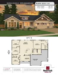 newrock homes plan 2501 14 newrock homes floor plans
