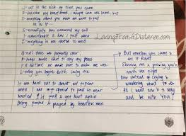 acrostic love letter long distance relationships 100 fun