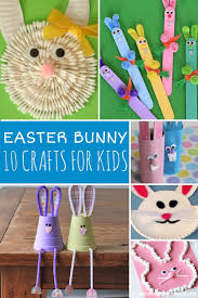 Pinterest Crafts Kids - best 25 bunny crafts ideas on pinterest easter crafts for kids