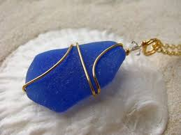 making glass necklace pendants images 115 best sea glass jewelry images sea glass jewelry jpg