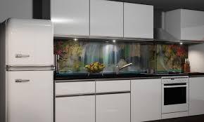 dekorfolie k che küchenrückwand folie selbstklebend wasserfall klebefolie