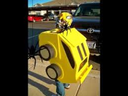 Transformer Halloween Costume Transforms Transformers Bumblebee Transforming Halloween Kids Costume